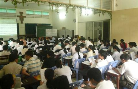 Học tập và phục vụ - Khóa cấp tốc hè tháng 7-2010