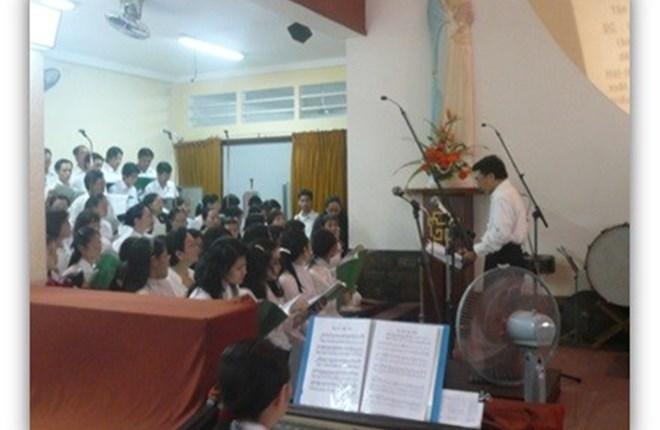 Thánh Lễ Giỗ 20 năm - Hình Ảnh Thánh Lễ