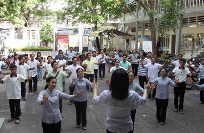 Cảm nhận về Khóa Nhạc Hè 7-2014 tại Đakao