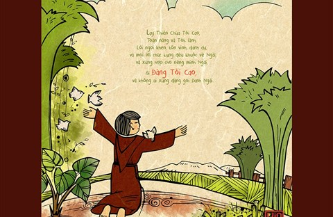 LAUDATO SI Canticle of the creatures TRƯỜNG CA CÁC TẠO VẬT P1-10