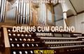 """Tường thuật về Đêm nhạc """"OREMUS CUM ORGANO"""" 20-4-2015"""