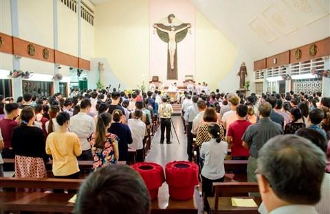 Mưng Lễ Phục Sinh_Canh Thức Vượt Qua. Mời xem video