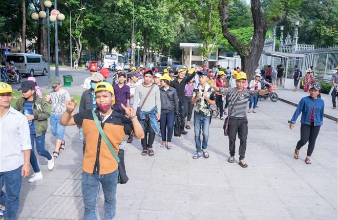 Lễ Tổng Kết KHOÁ NHẠC CẤP TỐC MÙA HÈ 7-2017 : Sinh Hoạt Nội Trú có gì lạ?