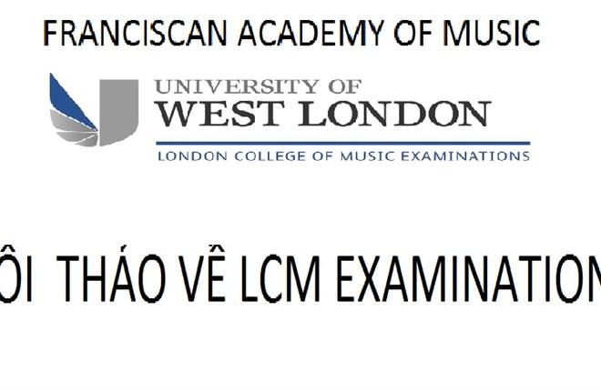 LCM EXAMINATIONS là gì?