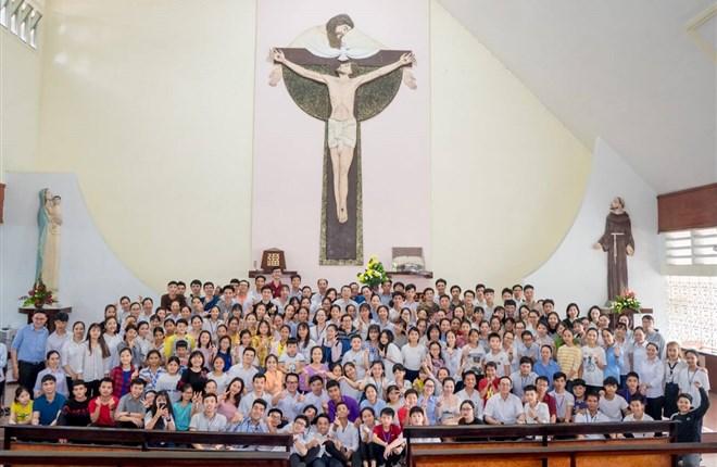 Lễ Tổng Kết Khoá Nhạc Mùa Hè 7/2019 tại Tu Viện_Giáo Xứ Phanxicô Đakao (thứ 3, 30/7)