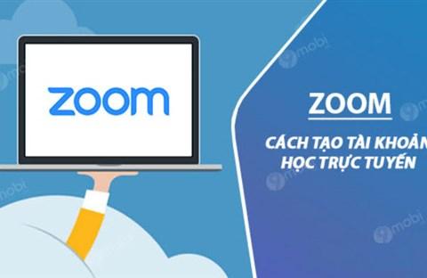 Hướng dẫn đăng nhập và tạo tài khoản Zoom bằng tài khoản google để dạy, học trực tuyến