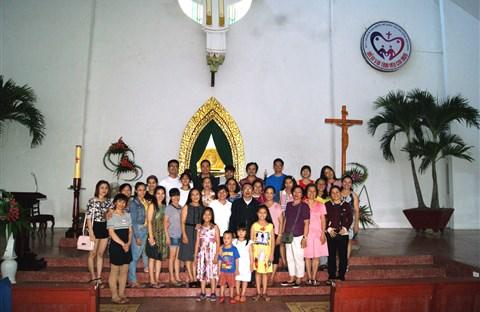 Ca đoàn Quê Hương du ngoạn tại Vũng Tàu 05/08/2017