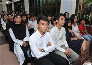 Lễ Tổng Kết Khoá Nhạc Mùa Hè 7/2018 tại Tu Viện_Giáo Xứ Đakao (31/7) - 15