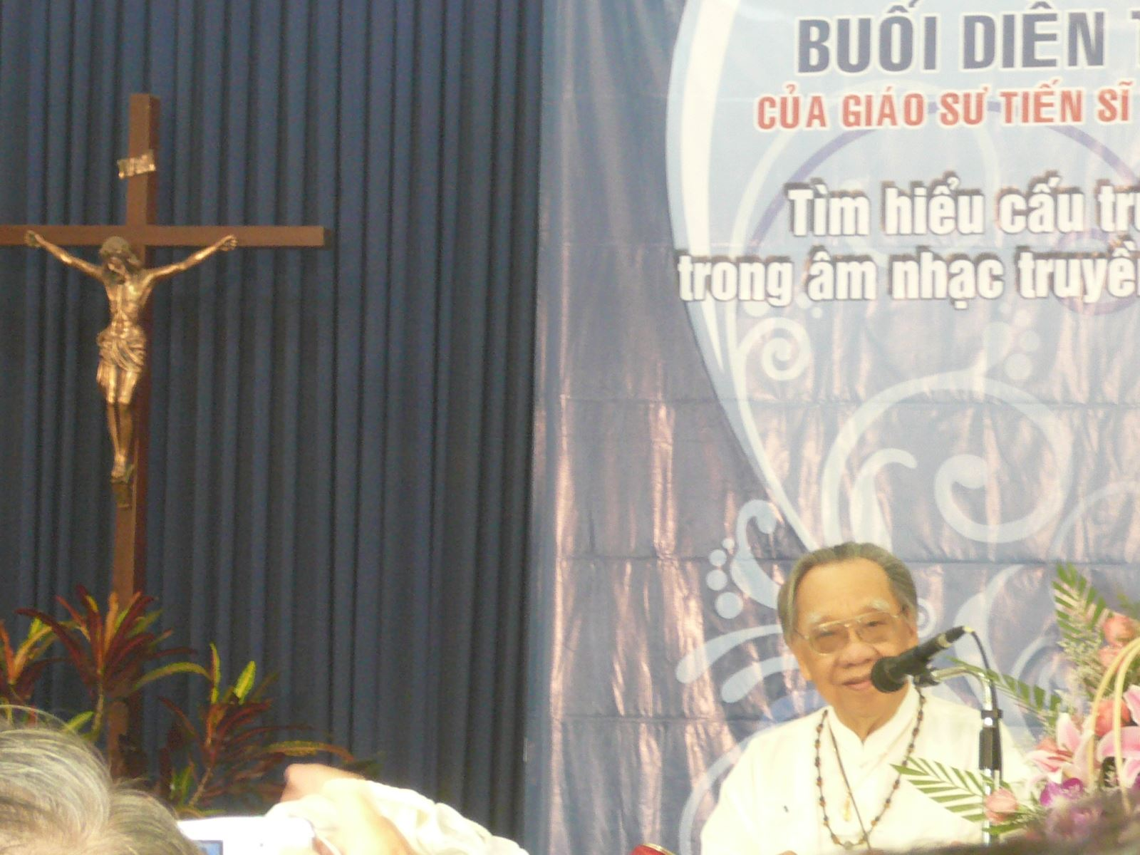 Giáo sư Tiến sĩ Trần Văn Khê, một nhà hoạt động văn hóa nghệ thuật không mệt mỏi - 1