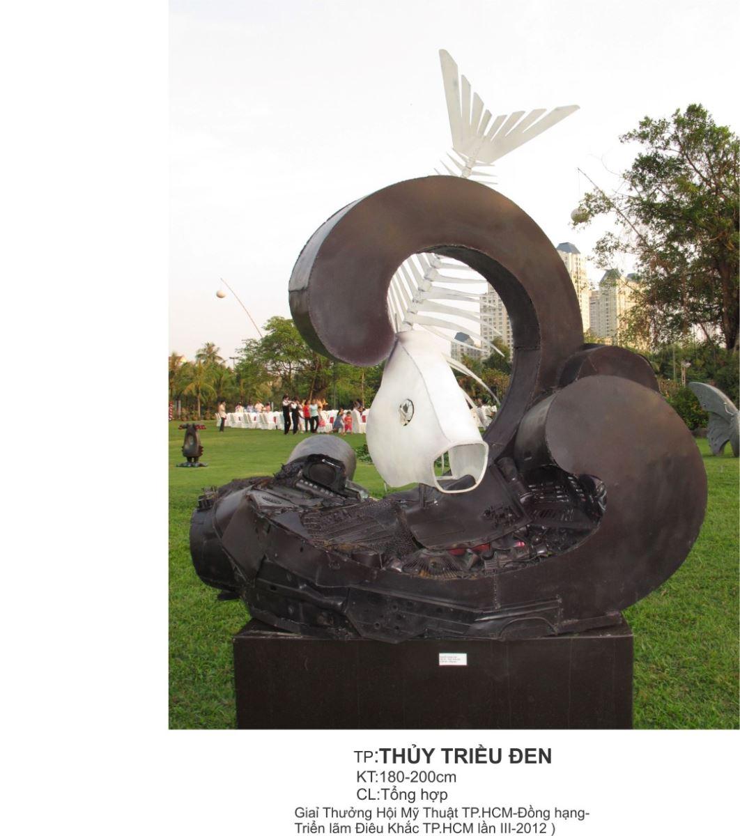 Bảo Vệ Môi Sinh, Bảo Vệ Trái Đất: Lời nhắc nhở của S.O.S, THỦY TRIỀU ĐEN, NGỘP và Bài Ca Tạo Vật - 2