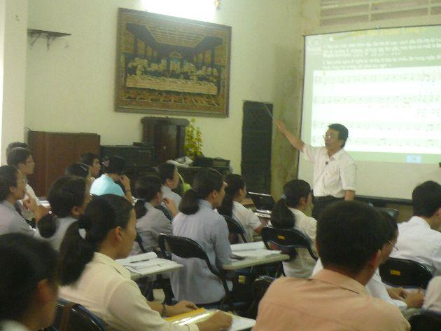 Tâm Tình  Khóa Nhạc Hè  7.2010 - 2