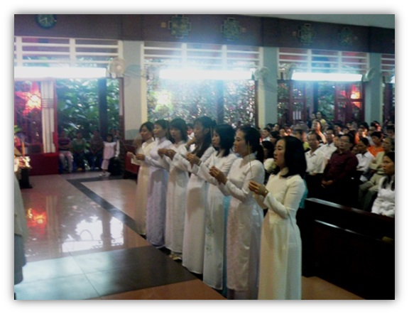 Thánh Lễ Giỗ 20 năm - Hình Ảnh Thánh Lễ  - 13