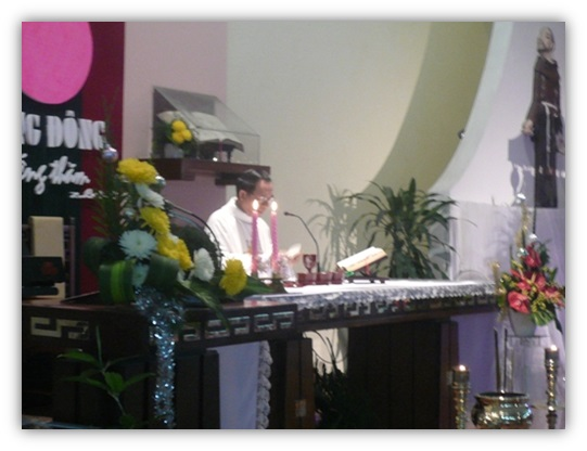 Thánh Lễ Giỗ 20 năm - Hình Ảnh Thánh Lễ  - 7