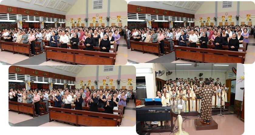 Thánh Lễ Giỗ 25 năm - Hình Ảnh - 9