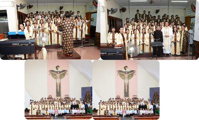 Thánh Lễ Giỗ 25 năm - Hình Ảnh - 10