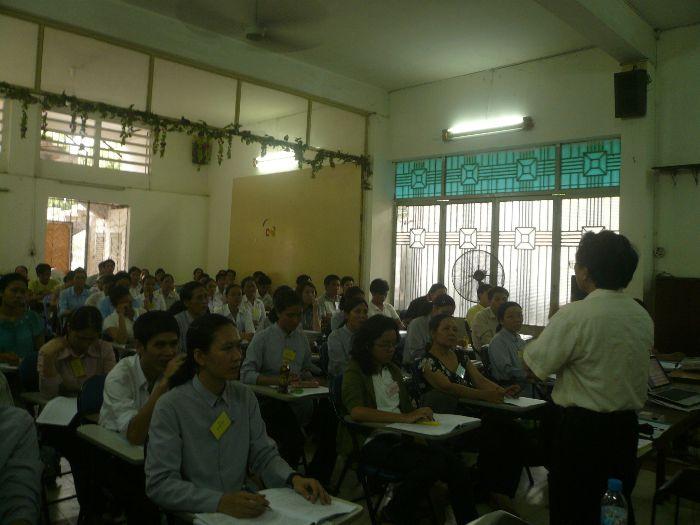 Hình Ảnh Lớp Nhạc Hè 2010 - Lớp Thanh Nhạc 1 - 8