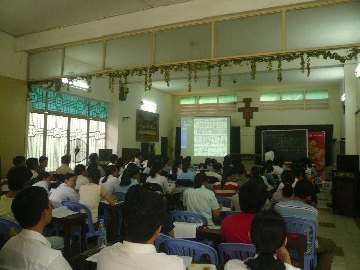 Hình Ảnh Lớp Nhạc Hè 2010 - Lớp Thanh Nhạc 1 - 6