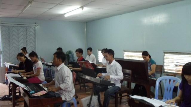 Khóa Nhạc Cấp Tốc Hè tháng 7-2014 - 11
