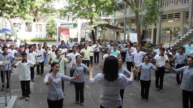 Khóa Nhạc Cấp Tốc Hè tháng 7-2014 - 1