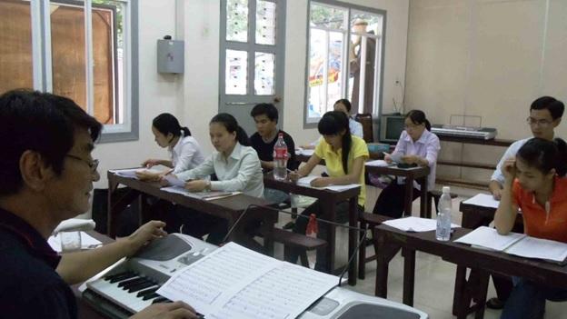 Khóa Nhạc Cấp Tốc Hè tháng 7-2014 - 12