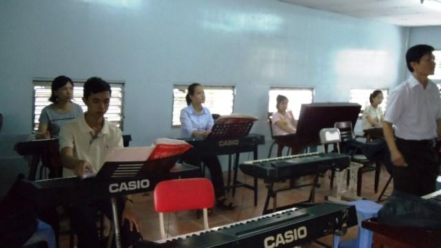 Khóa Nhạc Cấp Tốc Hè tháng 7-2014 - 9