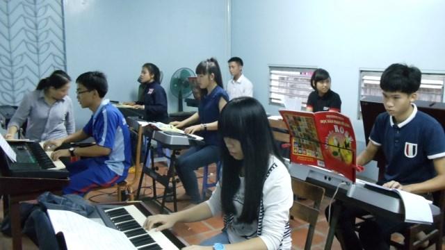 Khóa Nhạc Cấp Tốc Hè tháng 7-2014 - 10