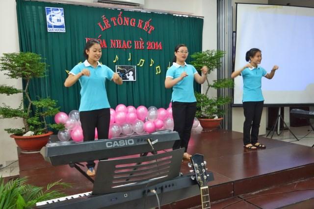 Lễ Tổng kết Khóa Nhạc Hè 7-2014 - 15