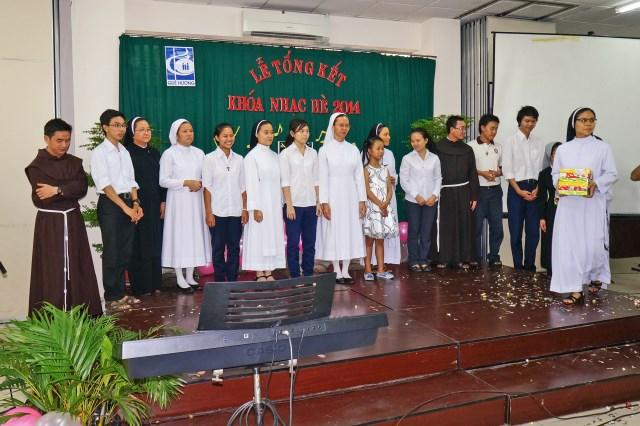 Lễ Tổng kết Khóa Nhạc Hè 7-2014 - 39