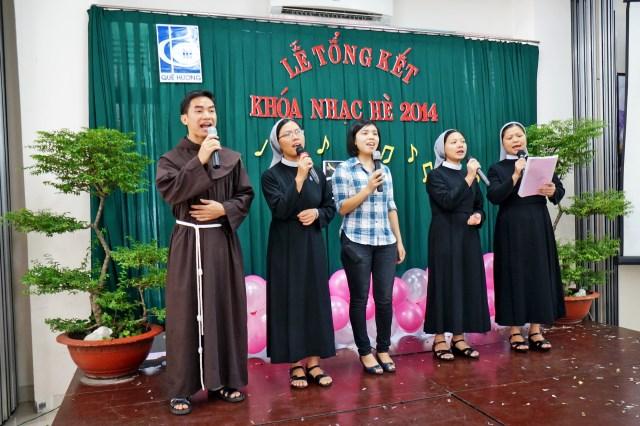 Lễ Tổng kết Khóa Nhạc Hè 7-2014 - 42