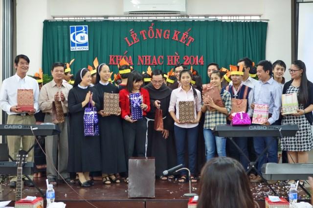 Lễ Tổng kết Khóa Nhạc Hè 7-2014 - 24