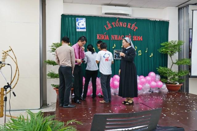Lễ Tổng kết Khóa Nhạc Hè 7-2014 - 32
