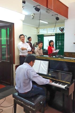 Lễ Tổng kết Khóa Nhạc Hè 7-2014 - 10