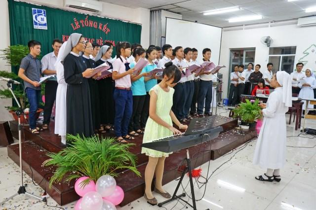 Lễ Tổng kết Khóa Nhạc Hè 7-2014 - 40