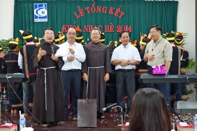 Lễ Tổng kết Khóa Nhạc Hè 7-2014 - 23