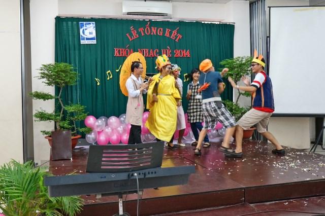 Lễ Tổng kết Khóa Nhạc Hè 7-2014 - 36