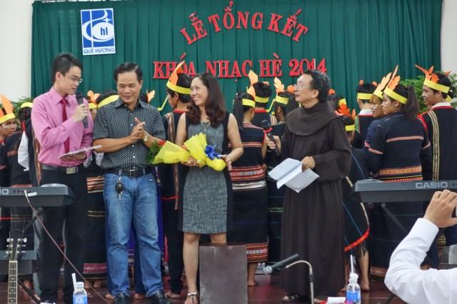 Lễ Tổng kết Khóa Nhạc Hè 7-2014 - 22