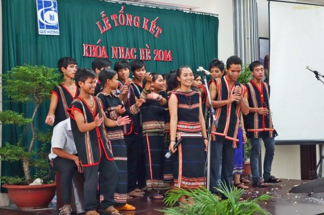 Lễ Tổng kết Khóa Nhạc Hè 7-2014 - 26