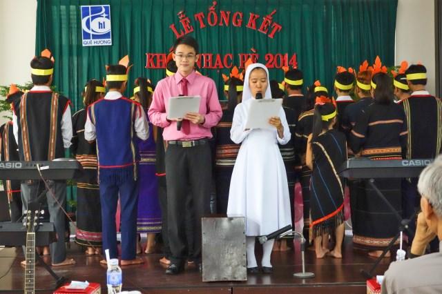 Lễ Tổng kết Khóa Nhạc Hè 7-2014 - 19