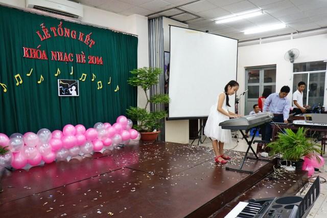 Lễ Tổng kết Khóa Nhạc Hè 7-2014 - 31