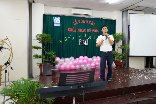Lễ Tổng kết Khóa Nhạc Hè 7-2014 - 33