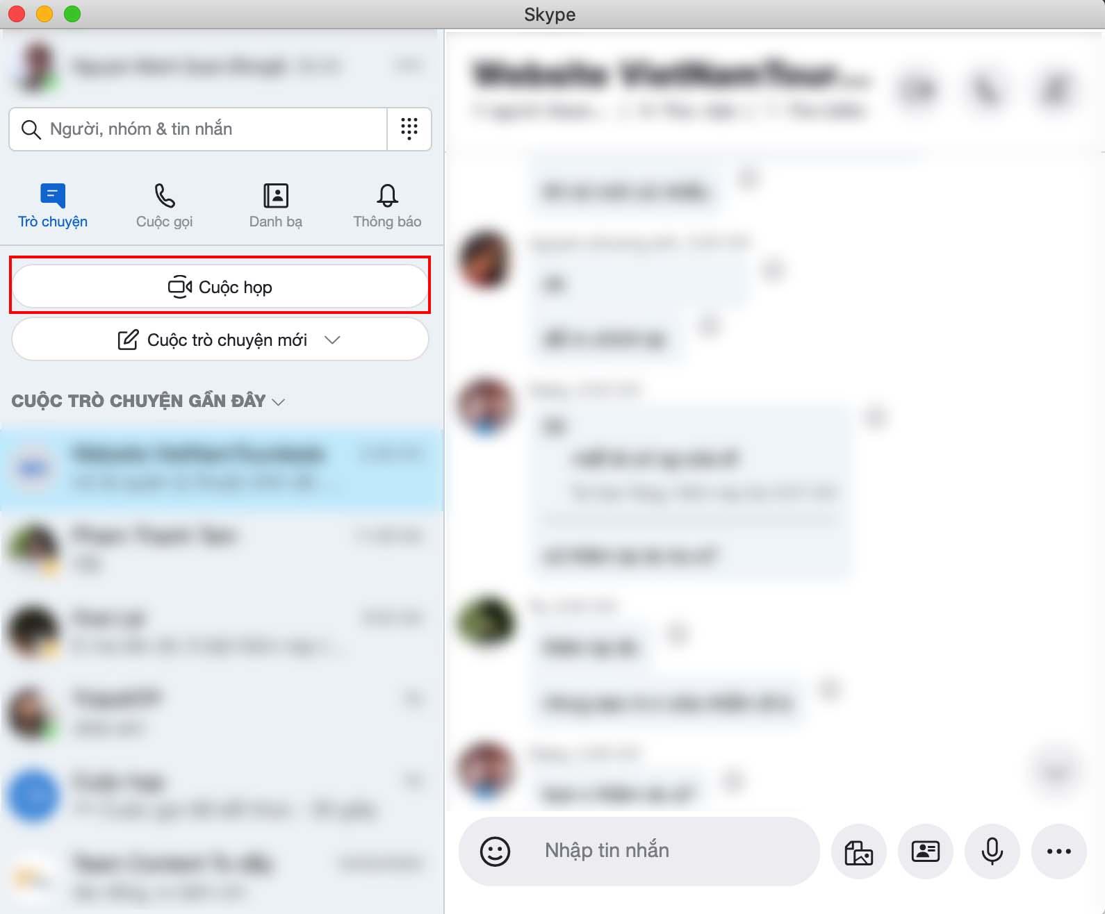 Hướng dẫn chi tiết cách sử dụng Skype để dạy học online - 6