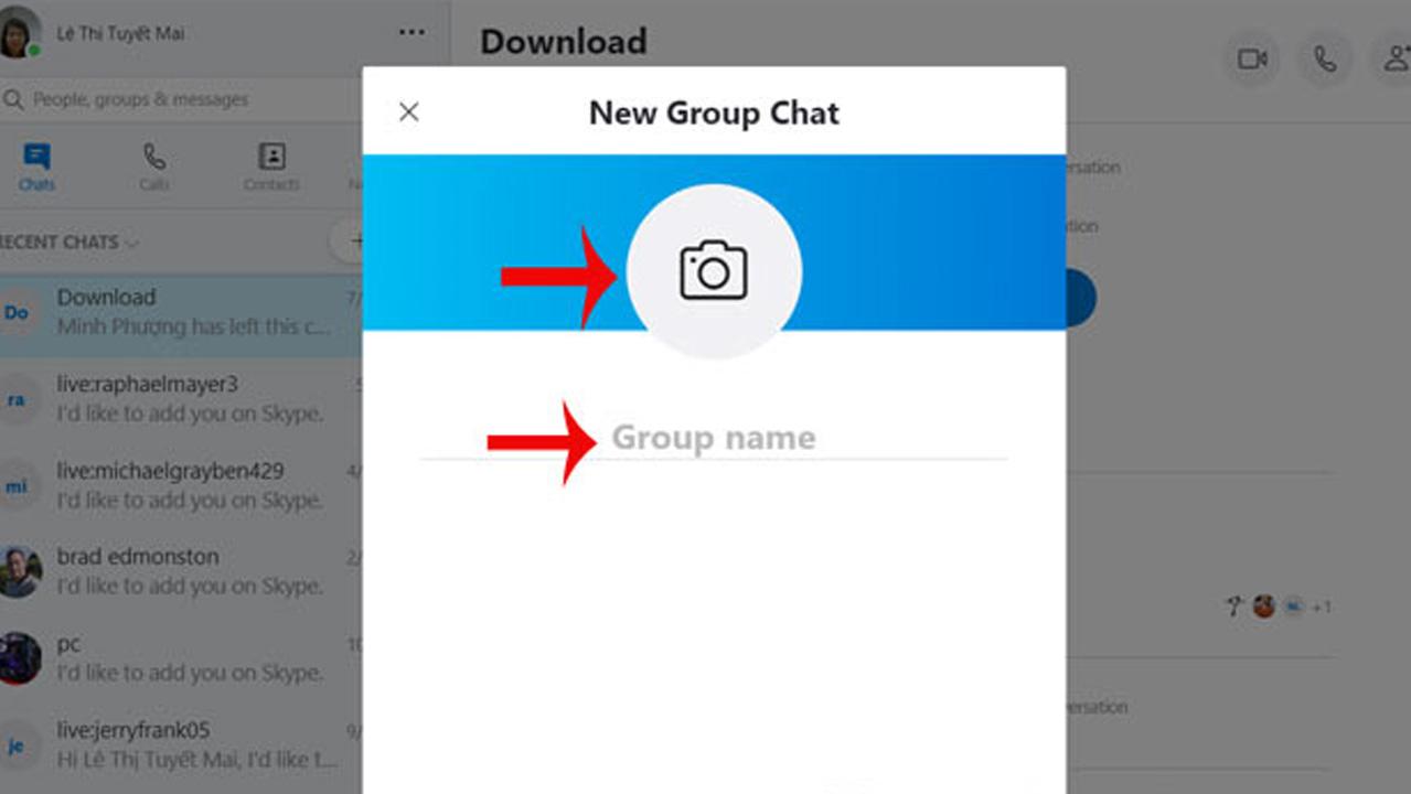 Hướng dẫn chi tiết cách sử dụng Skype để dạy học online - 13