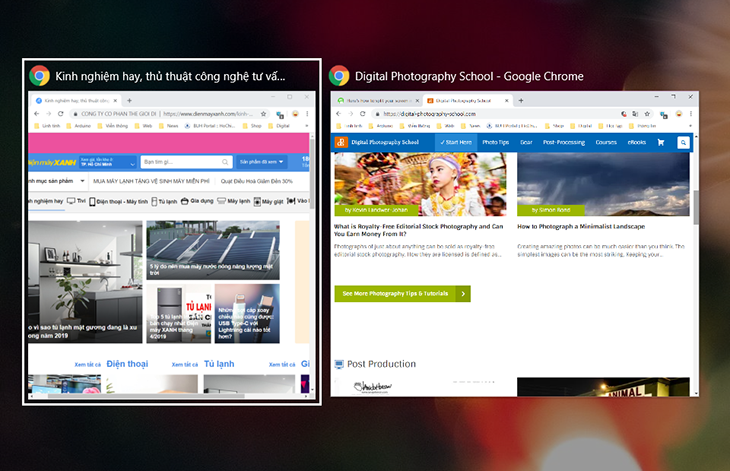 Hướng dẫn cách chia màn hình trên laptop Windows 10 đơn giản, tiện lợi - 3