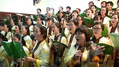 Halleluia Handel CĐ QUÊ HƯƠNG 2012 Đakao