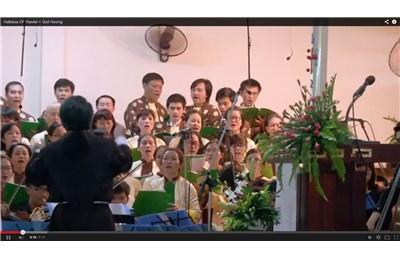 Halleluia GF Handel + Quê Hương Đakao Vọng Phục Sinh 2014