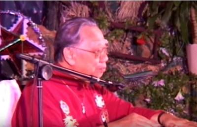 GSTS Trần Văn Khê Phát biểu tại ĐÊM NHẠC HẢI LINH giỗ 20 năm