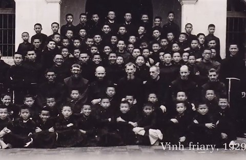 Đôi nét về Tỉnh Dòng thánh Phanxico Việt Nam