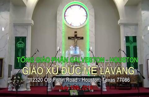 Thánh Ca Việt Nam tại Đại Hội Thánh Nhạc Phụng Vụ Toàn Quốc Hoa Kỳ Lần Thứ 39 - Houston, Texas