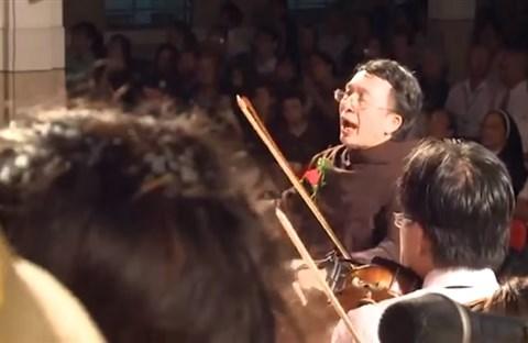 Đêm Nhạc Hải Linh 25 P4 Trường Ca Ave Maria