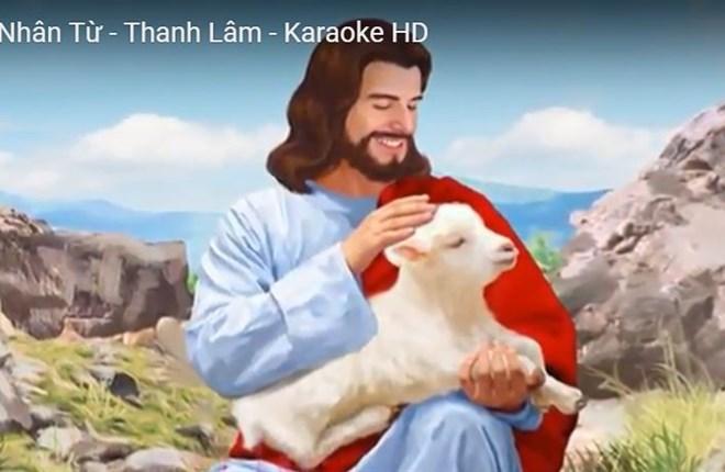Karaoke NGƯỜI CHA NHÂN TỪ